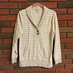 Banana Republic Knit Striped Sweater